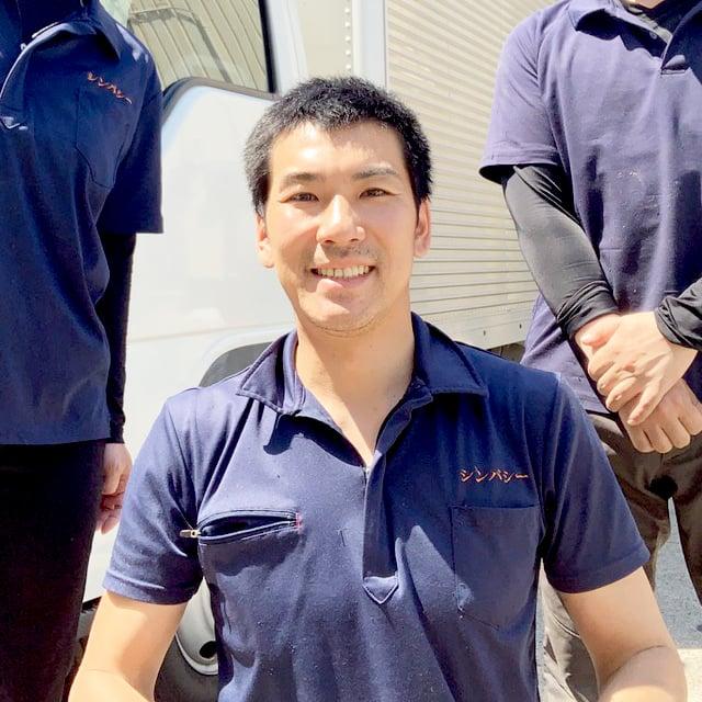 代表取締役 佐藤洋平
